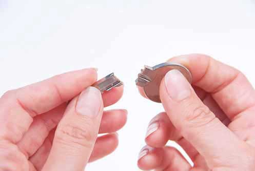 afgebroken sleutel